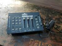 disco / dj / band led par cans and dmx controller (no dmx cables)