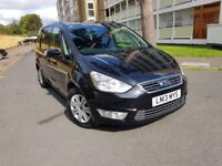 FORD GALAXY AUTOMATIC 7 SEATS ONE OWNER FROM NEW FULL SERVICE HISTORY VERY CLEAN CAR MILES WARRANTED