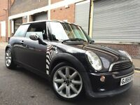 MINI COOPER 2006 1.6 HATCHBACK 3 door GENUINE LOW MILEAGE, BARGAIN