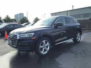 2018 Audi Q5 2.0T Progressiv|Nav|Cam|More Warranty Than New!