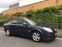 2006 Vauxhall Vectra Exclusive 1.9 CDTi Diesel. Low Miles. Full MOT. Facelift.