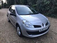 Renault Clio 1.5 dCi (Tom Tom) 30£ Tax Road, 1 Previous Owner