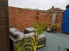 3 bed house in Gosport with parking