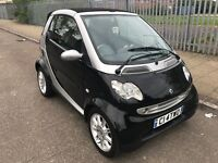 2004 smart city passion convertible *NEW MOT* Private plate