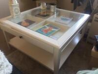 IKEA Liatorp coffee table white