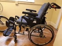 Top range Karma wheelchair in great condition