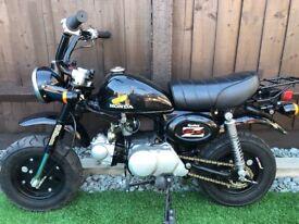 Honda monkey bike