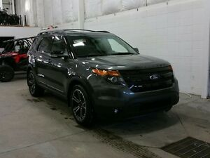 2015 Ford Explorer 4WD 4dr Sport W/ SUNROOF, REMOTE START