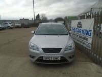 FORD FOCUS 2.5 SIV ST-2 5dr (silver) 2007