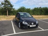 VW GOLF 2.0 TDI GT FULL SERVICE HISTORY NEW MOT