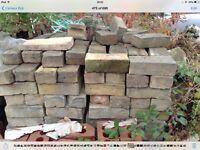 Bricks handmade buff Cambridge
