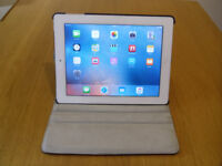 Apple ipad 2, 16GB Wi-fi +3G White 9,7inch tablet
