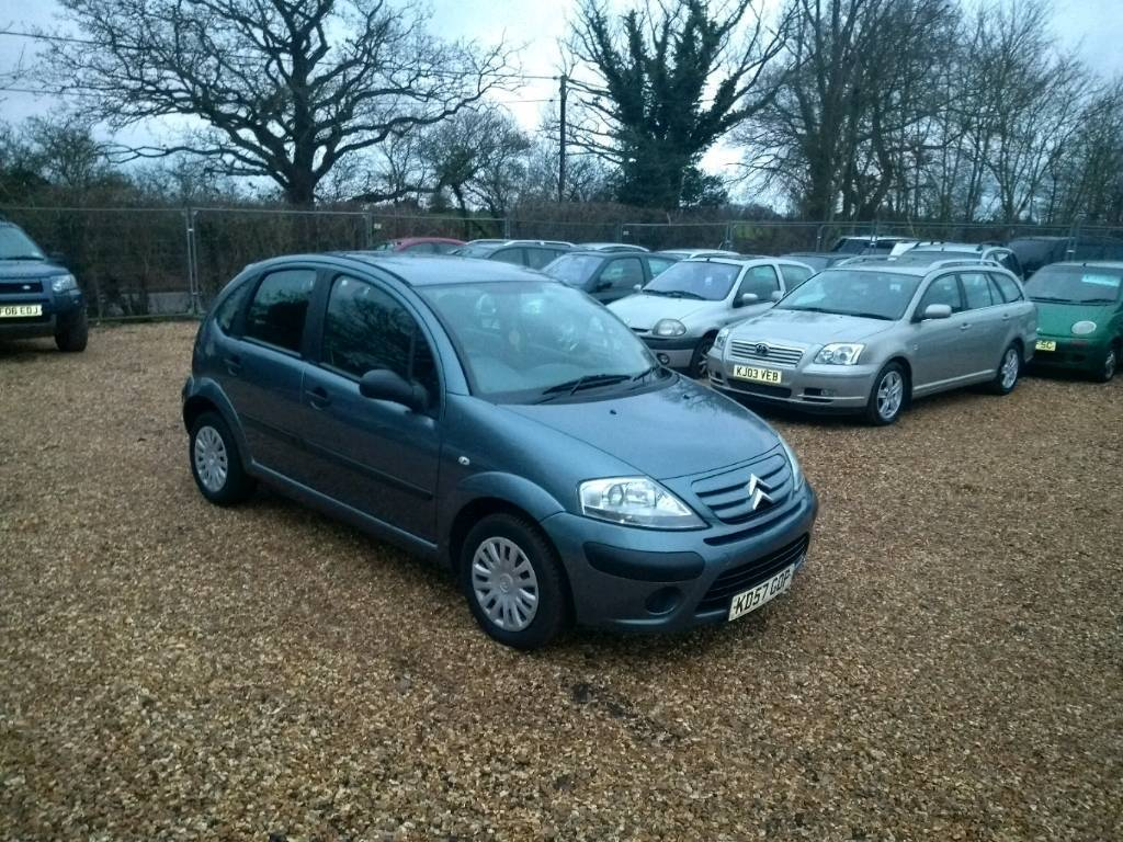 2007 Citroen C3 Cool 1.4 5dr 1 Years