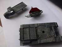 Wanted broken or damaged Dinky and Corgi toys