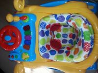 Mammas and Pappas Car toy 3 in 1
