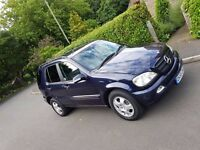 2006 MERCEDES ML 270 CDI PLUS 7 SEATER CHEAPEST ANY WHERE YES 7 SEATS