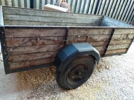 Trailer 7x3 approx