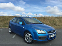 FORD FOCUS 1.6 GHIA FULL SERVICE HISTORY LONG MOT 5 DOOR HATCHBACK LOVELY CAR!