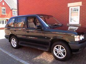 Range Rover 2,5l TD HSE Auto