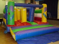 Bouncy Castles & Equipment for sale £1,550 ono