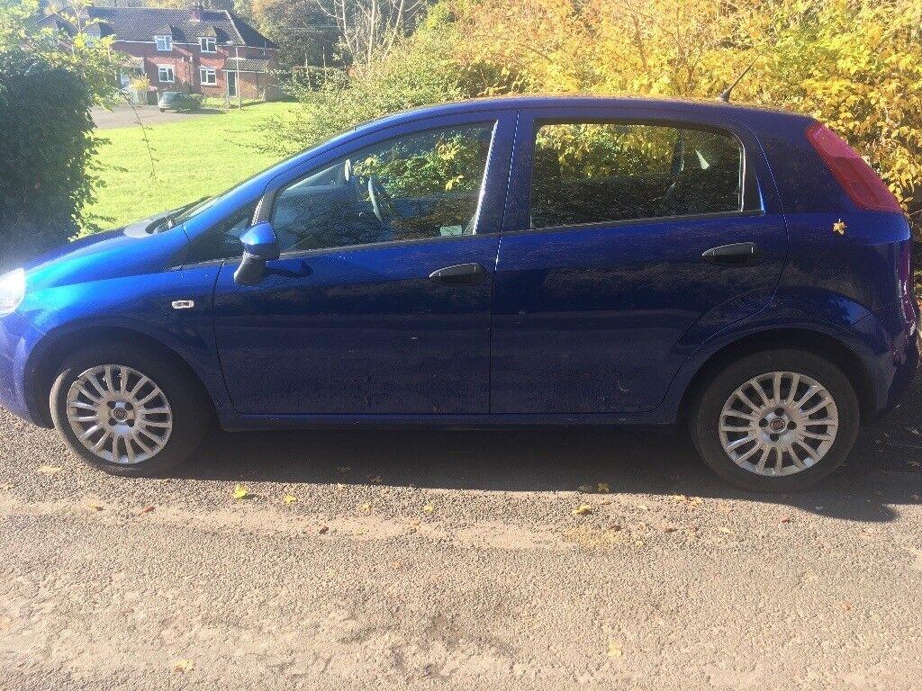 Fiat Punto Grande For Sale
