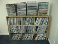 vinyl record collection job lot