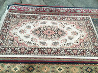 Nice Traditional Kashmir Persian100% Pure Worsted Wool Rug