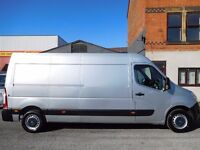 Finance Available from £7.50 a day..AIR CON AIR CON Renault Master LM35 DCI LWB 125 13 plate (22)