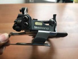 Shimano Altus front derailleur