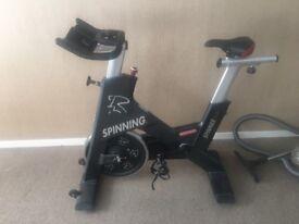 Star Trac Spinning bike