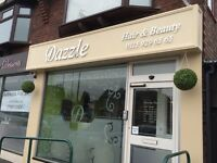 Hair Stylist FT/PT Required at Dazzle Hair & Beauty Aspley Nottingham