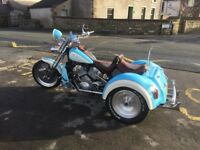 Harley-Davidson trike by Trikeshop