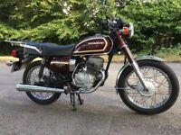 Honda CD200 Benly 1980. Fantastic condition
