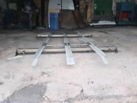 Ford transit bt ladder rack