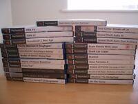 23 X PLAYSTATION 2 PS2 GAMES - JOB LOT BUNDLE VARIOUS