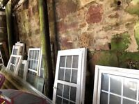 Old pvc windows to collect only free