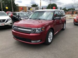 2014 Ford Flex SEL- DVD PLAYER, NAVIGATION SYSTEM