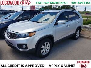 2012 Kia Sorento LX, HEATED SEATS, BLUETOOTH