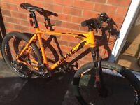 GIANT ATX 2 XL 27.5 Mountain Bike with Giant Lock