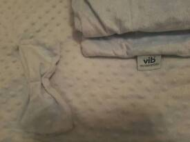 Large bundle of cot betting quilts and bumpers winner the pooh VIB mothercare