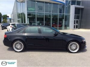 2012 Audi A4 2.0T, 6 speed Manual !!