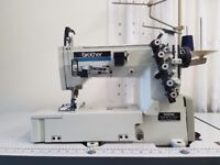 Brother FD4-B272 Industrial Coverstitch Sewing Machine Made in Japan