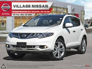 2011 Nissan Murano LE Insane kilometers. This will not last!