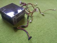 Power Supply (PSU) Trust 370 Watt for desktop computer, VGC
