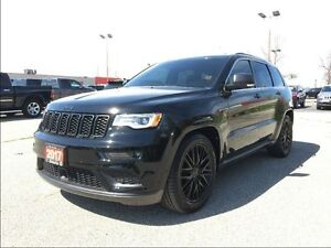 2017 Jeep Grand Cherokee SUMMIT**5.7L**HEMI**LEATHER**SUNROOF**