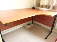 Veneered Top Desk