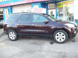 2008 Saturn Outlook XE-AWD-7 PLACES