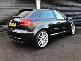2011 AUDI A3 S LINE 2.0 TDI 140 3 DOOR NOT A1 A4 A6 VW GOLF PASSAT JETTA SEAT LEON ASTRA FOCUS CIVIC