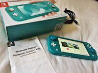 Nintendo switch lite 32GB