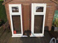 UPVC Double Glazed/Glazing Windows (Hoppers)